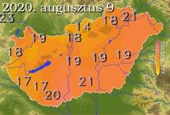 Napi Minimumhőmérséklet